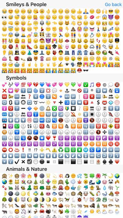 Emoji Bar for keyboard | Emoji Autocomplete + Full screen