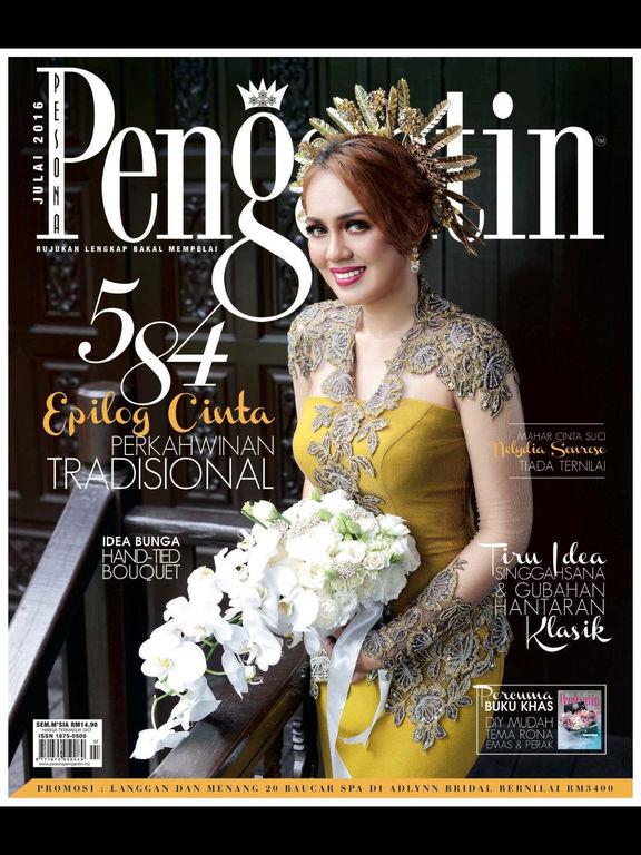 Pesona Pengantin Magazine screenshot 6