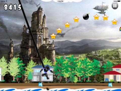 A Jumping Liberator HD Pro - Some With Amazing Warriors Jumps screenshot 10