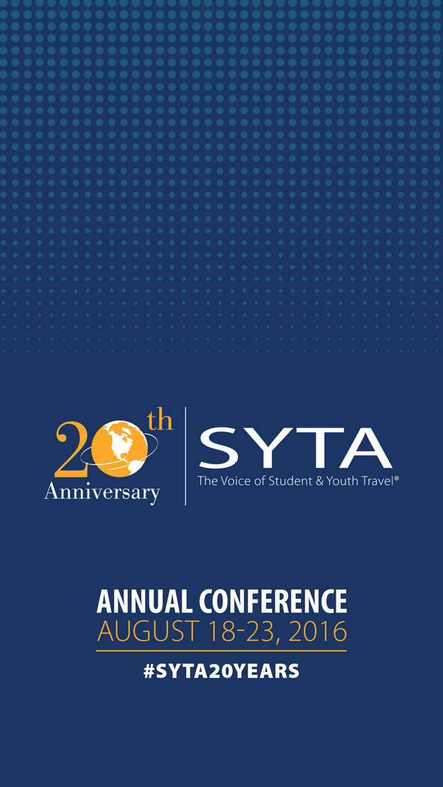 2016 SYTA Annual Conference screenshot 1