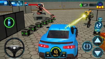 Car Vs. Robots Demolition 2016 screenshot 4