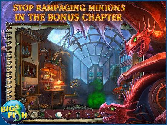Whispered Secrets: Into the Beyond - A Hidden Object Adventure screenshot 9