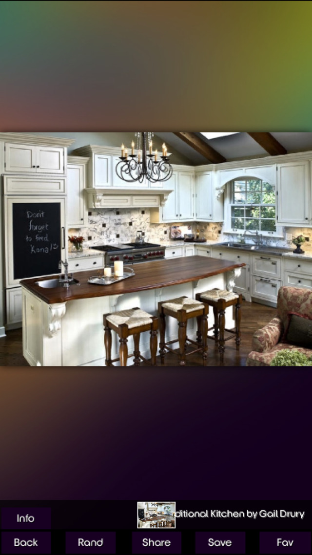 Kitchens Design Ideas screenshot 2
