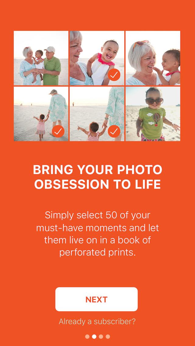 PrintFix: Print & Share Custom Monthly Photo Books screenshot 3