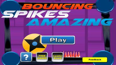 Bouncing Spikes Amazing PRO - Temple Geometry Jump screenshot 1