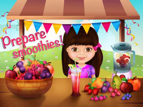 Spring Fruit Party - No Ads screenshot 6