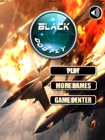 Black Dog Fly - Amazing Combat Aircraft Simulator Game screenshot 6