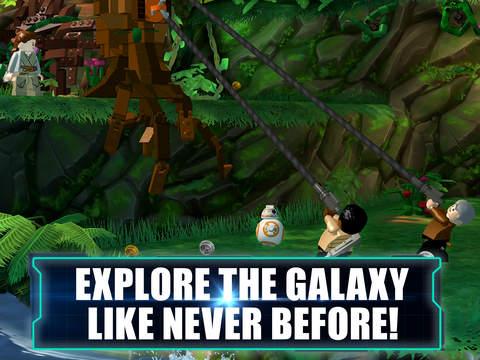 LEGO® Star Wars™: The Force Awakens screenshot 8