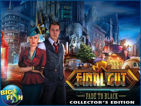 Final Cut: Fade To Black - A Mystery Hidden Object Game (Full) screenshot 10
