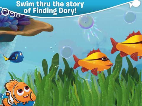 Finding Dory: Just Keep Swimming screenshot 7