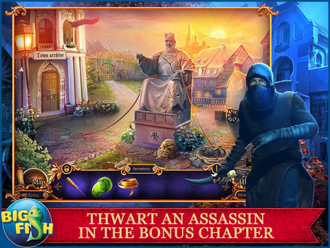 Royal Detective: Legend of The Golem - A Hidden Object Adventure (Full) screenshot 9