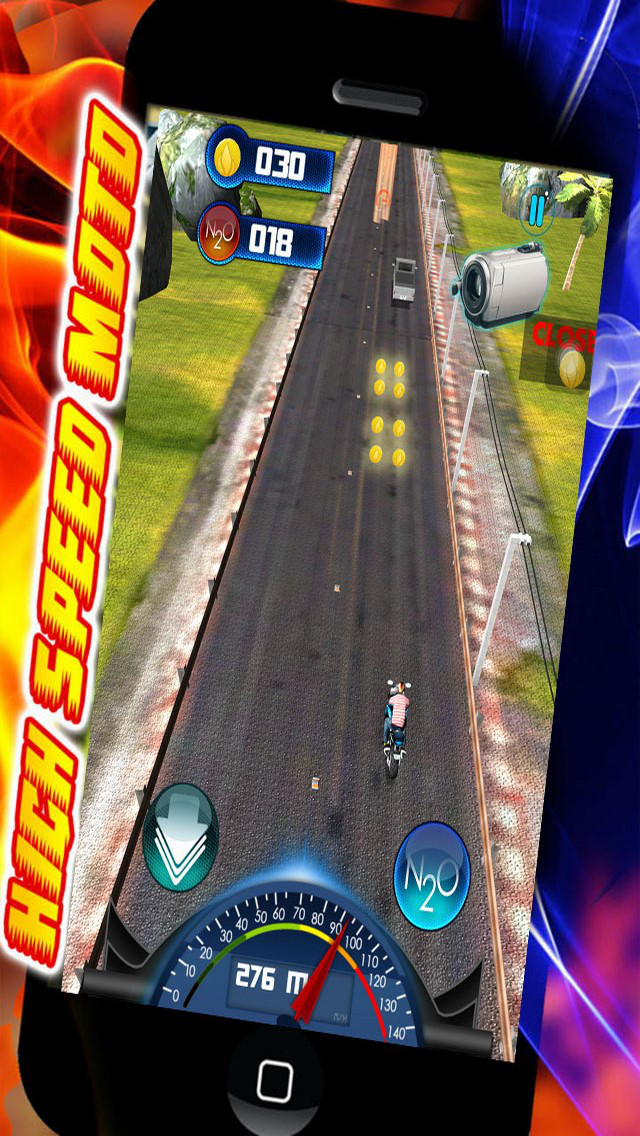 Speed Racing Game: Traffic Rider screenshot 2