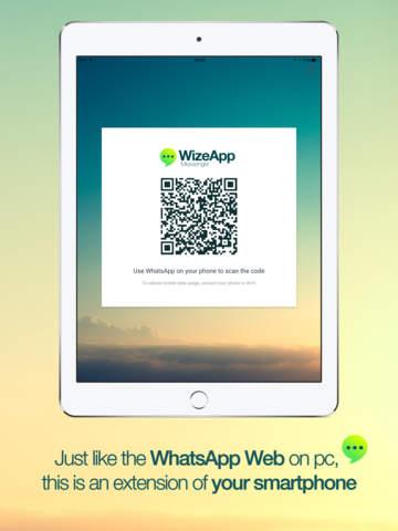 WizeApp Messenger screenshot 3
