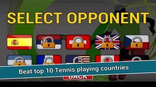Real 3D Tennis Pro screenshot 1