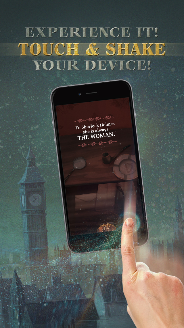 iDoyle: Sherlock Holmes screenshot 2