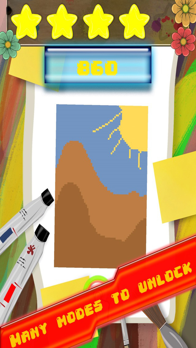 Pixel painter story screenshot 5