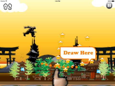 Burning In The Jump - Awesome Adventure Jumping Game screenshot 9