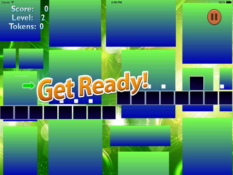 Neon Jump Geometry Pro - Temple Of Balls And Blocks In Space screenshot 9