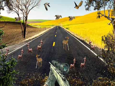 Deer Sniper Hunter 2016 screenshot 9