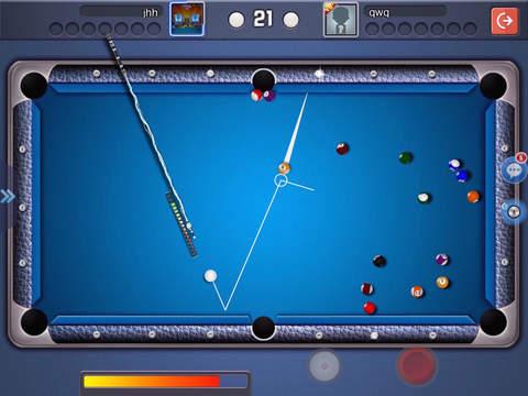 SNOK-World best online multiplayer snooker game! screenshot 8