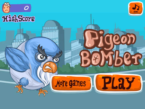 Pigeon Bomber ⁑ screenshot 6
