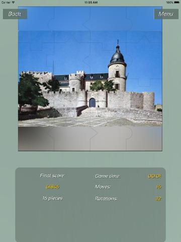Castles Great Puzzle screenshot 7