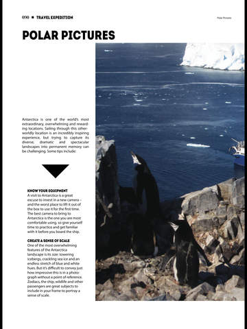 Pendulum Magazine screenshot 9
