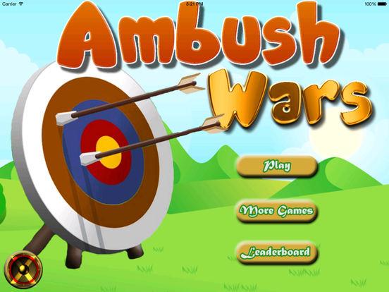 Ambush Wars - Archery Tournament Amazing screenshot 10