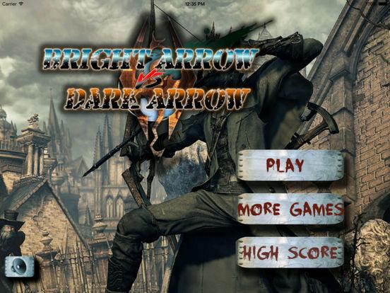 Bright Arrow Vs Dark Arrow - Long Arrows Games screenshot 6