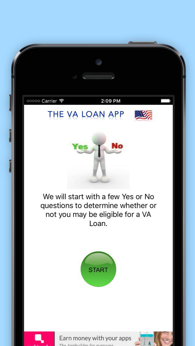 The VA loan app screenshot 4