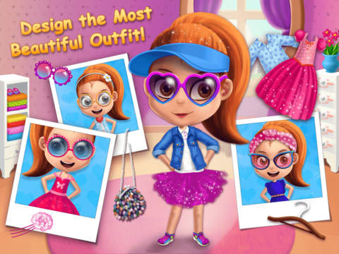 Miss Preschool Math World - Numbers, Shapes & Colors in Princess Castle screenshot 6