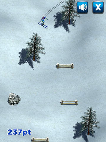 Ski Rush ® screenshot 9