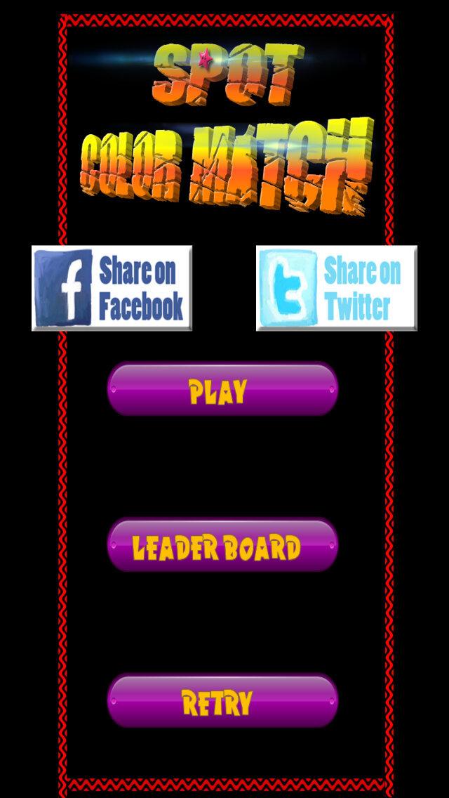 A Spot Color Match Pro - Best Favorite Switch Fusion Color Game screenshot 1