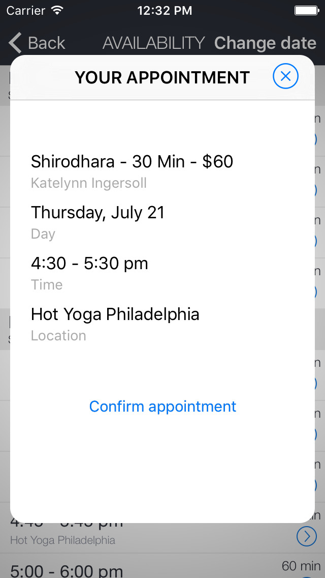Hot Yoga Philadelphia screenshot 2