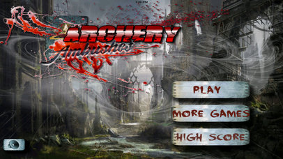 Archery Ambushes - Best Arrow Tournament Game screenshot 1