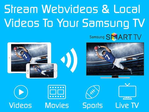 Video & TV Cast + Samsung TV screenshot 6