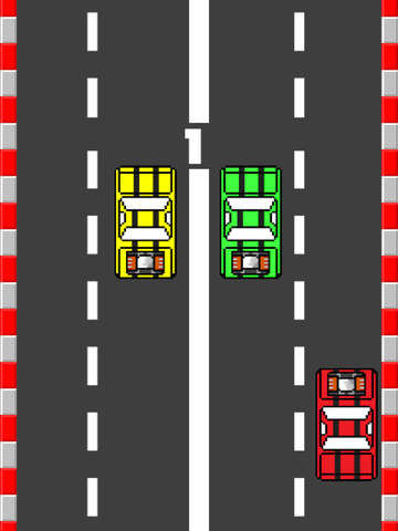 Epic Driver - Flappy Lane screenshot 9
