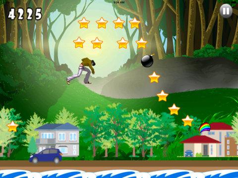 A Jump Of Fire Dash - Amazing Jumps screenshot 10