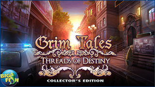 Grim Tales: Threads of Destiny - A Hidden Object Mystery screenshot 5