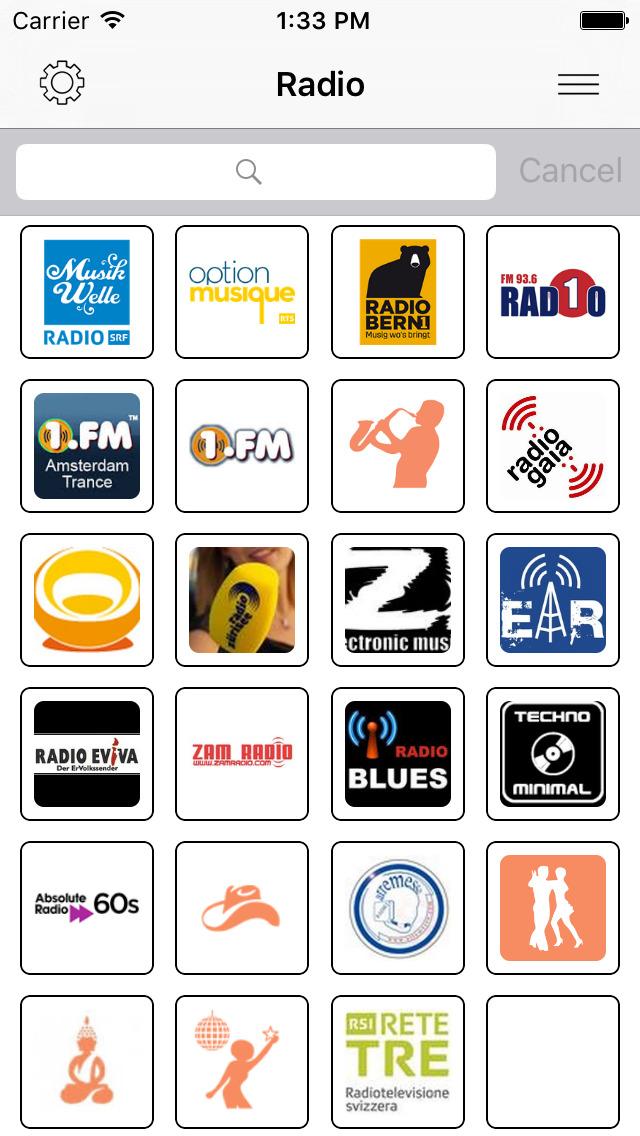 Radio Switzerland Stations - Best live, online Music, Sport, News