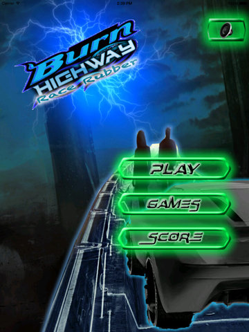 Burn Highway Race Rubber Pro - Real Speed Xtreme Car Game screenshot 6