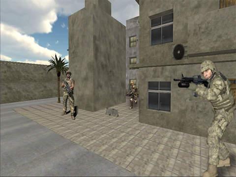 Urban Commando Counter Attack screenshot 4