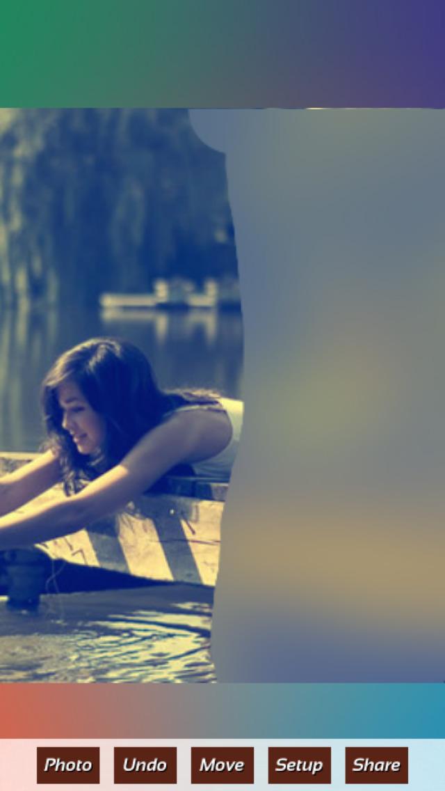 Pics Blur screenshot 2