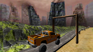 Crazy Extreme Monster Truck Pro screenshot 1