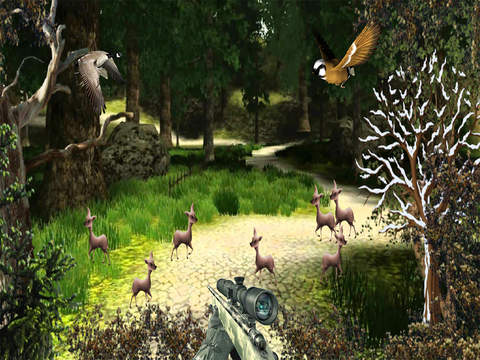 Deer Sniper Hunter 2016 screenshot 8