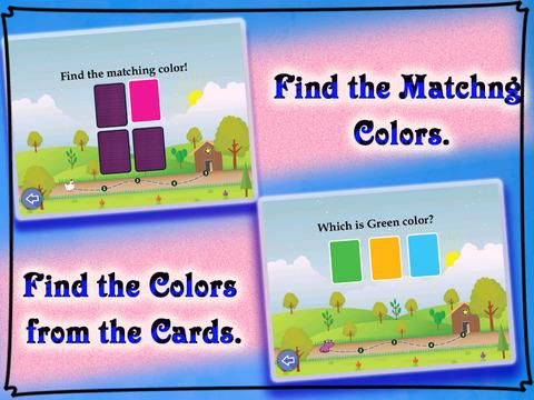 Preschool, Kindergarten learning games for age 3-8 screenshot 8