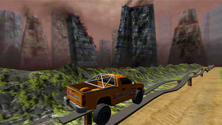 Crazy Extreme Monster Truck Pro screenshot 5