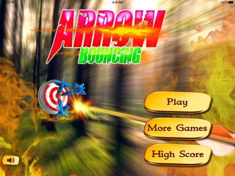 An Arrow Bouncing PRO - Archery Addicting Game screenshot 6