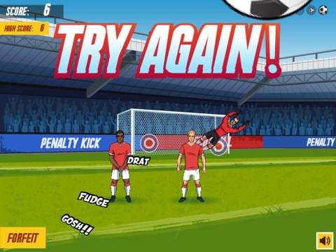 Penalty Kick ® screenshot 10
