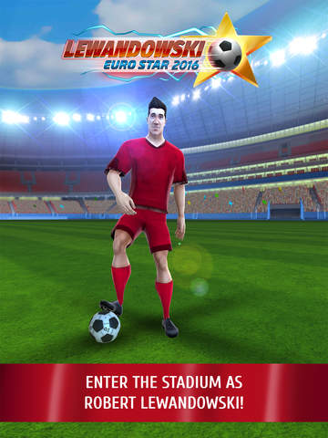 Lewandowski: Football Star screenshot 6